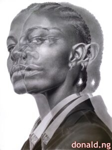 Fredrick Omoniyi Artworks