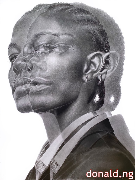 Fredrick Omoniyi Artworks