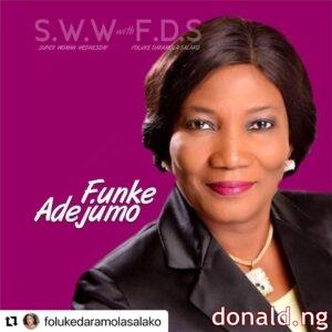 Funke Felix Adejumo - (Biography + Pictures)