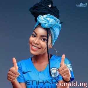 Gift Camille (Iyomaterie Okeoghene Taiwo) - (Biography + Pictures)