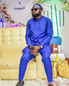 King Zina (Sergeant Efosa Comedy) - (Biography , Pictures , Age + Net Worth)