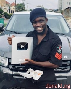 Officer Woos (Jubril Oladapo Gbadamosi) - (Biography , Pictures , Age + Net Worth)