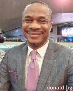 Rev Ntia I Ntia - (Biography , Pictures , Age + Net Worth)
