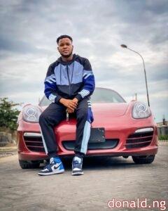 Zfancy (Zion Ubani) Porsche