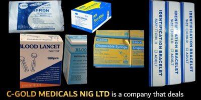 C-Gold Medicals Nigeria Limited