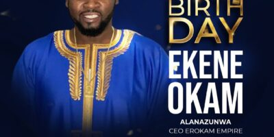 Ekene Okam - Biography (Age , Net Worth , Family)